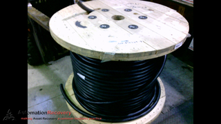 TPC WIRE AND CABLE 85246 - 900FT - CABLE SPOOL, 900FT, 600V, 4WIRE ...