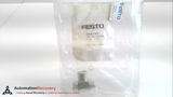 FESTO GRLA-1/8-B, FLOW CONTROL VALVE, G1/8 CONNECT THREAD, 151165