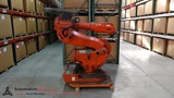 ABB IRB 6600-175/2.55, INDUSTRIAL ROBOT, 6 AXES, LOAD MAX: 175 KG
