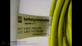 LUMBERG AUTOMATION RST 4-RKT 4-602/4M, CABLE, 4 METERS, MALE/FEMALE,