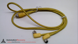 Lumberg RST3RKWT 4//3 631 2M Cable NEW