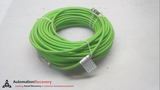 LUMBERG AUTOMATION 0985 342 104/30M DBL-END CORD, MALE, STRAIGHT,