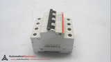 ABB S204-K 63 MINATURE CIRCUIT BREAKER, ALT PART # 2CDS25001R0607