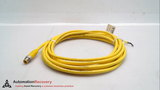 LUMBERG AUTOMATION RST 4-RKT 4-643/5M DOUBLE-END SENSOR CORD 600002332