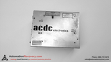 ACDC ELECTRONICS RSF502B-2300-0065