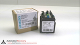 SIEMENS 3RH1921-1HA22, AUXILIARY SWITCH BLOCK, 2 N.O./2 N.C. CONTACTS