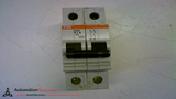 ABB S272K1A CIRCUIT BREAKER 277 TO 480 VAC 1 AMP 2 POLE